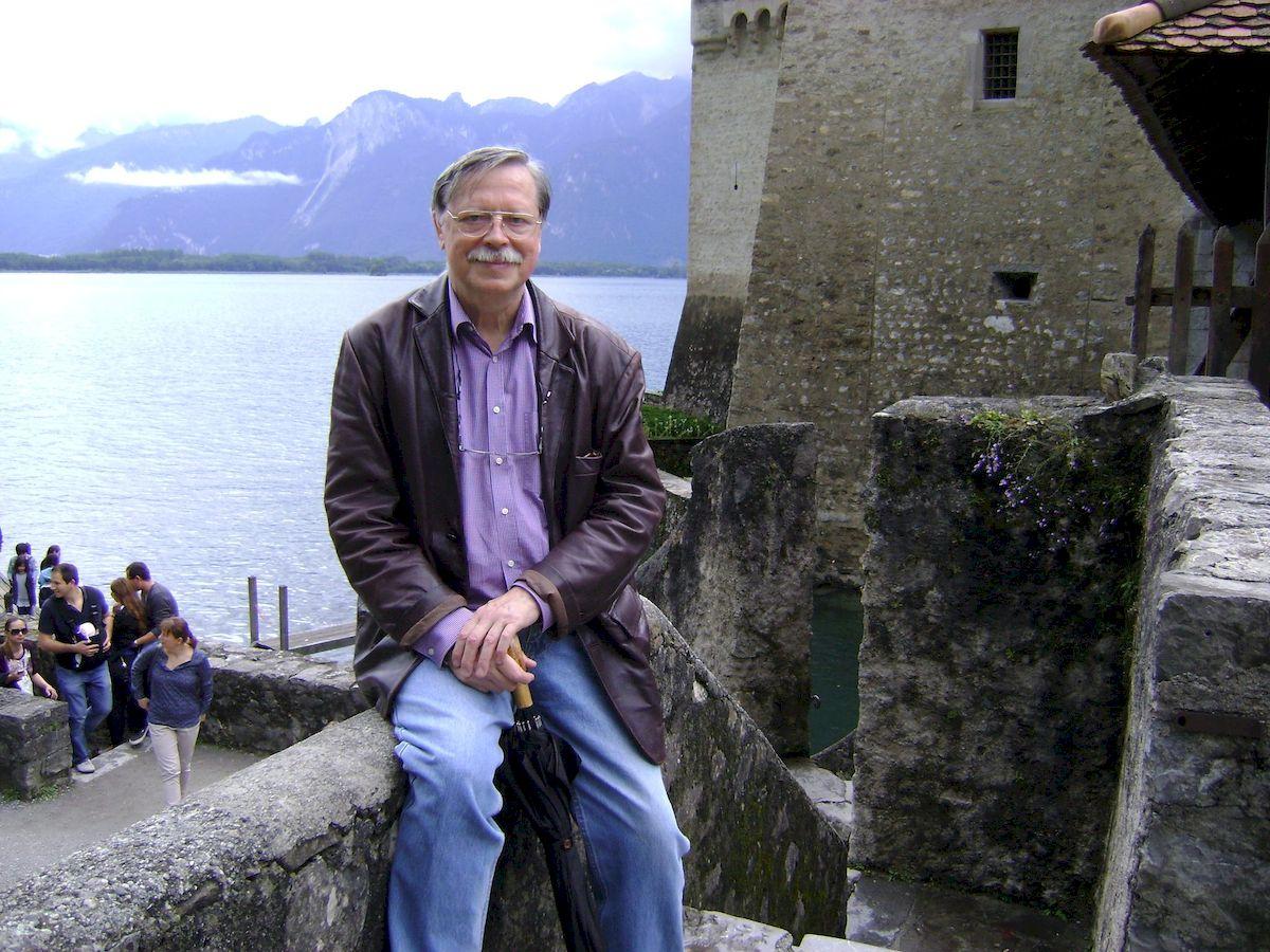 На Женевском озере